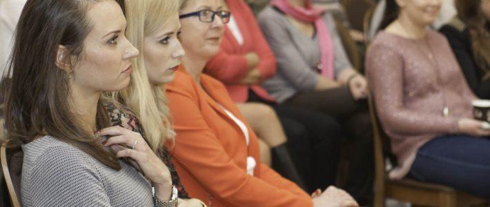 Relacja ze spotkania Biznes kocha Kobiety w Elblągu