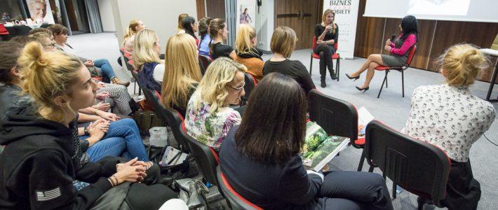Relacja z drugiego spotkania Biznes kocha Kobiety w Gdańsku