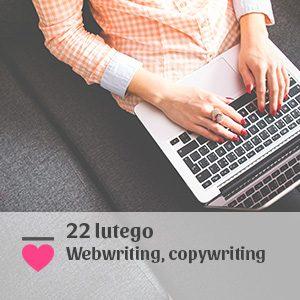 2017-02-22 Pisanie angażujących treści w Internecie – webwriting, copywriting