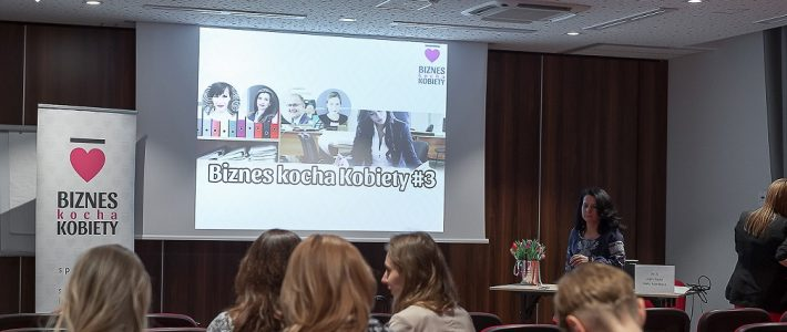Relacja z trzeciego spotkania Biznes kocha Kobiety w Gdańsku