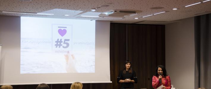 Relacja z piątego spotkania Biznes kocha Kobiety w Gdańsku