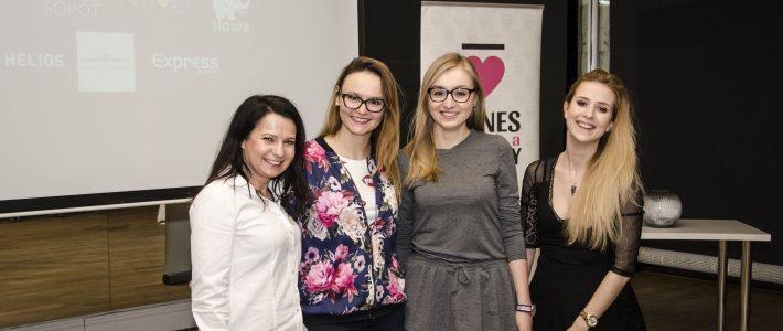 Relacja z siódmego spotkania Biznes kocha Kobiety