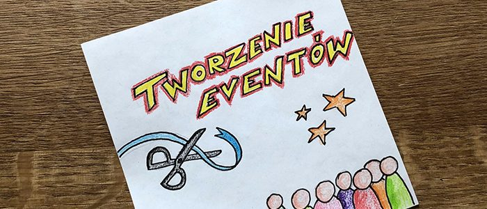 Tworzenie eventów