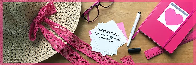 Copywriting naucz się pisać