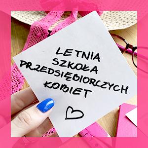 2018-08 Letnia Szkoła Przedsiębiorczych Kobiet