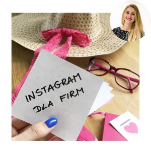 Instagram dla firm